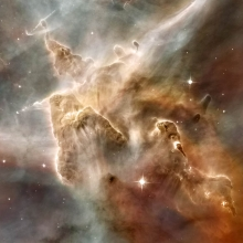 Formiranje Zvezda u Maglini Karina