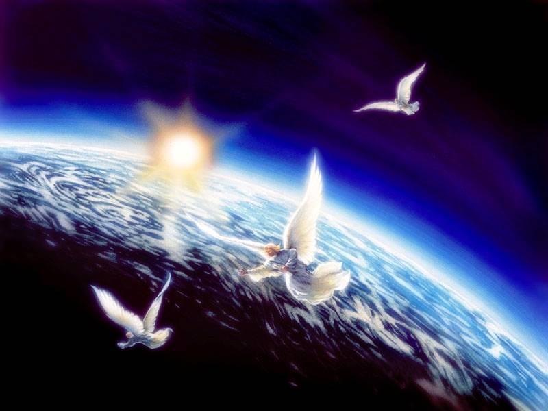 Tri anđela iz Otkrivenja