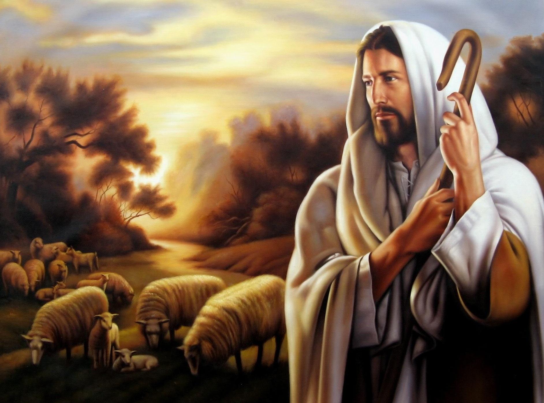 Isus Dobri Pastir