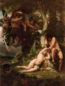 Progonstvo Adama i Eve