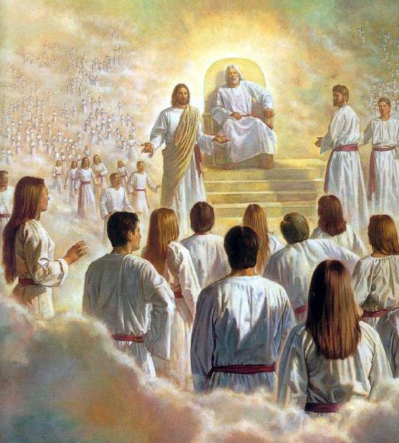 Plan Spasenja Otkriven Anđelima